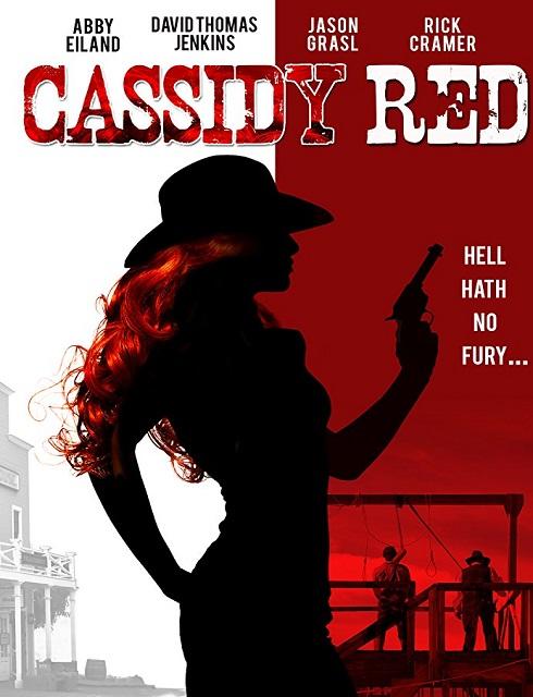 فيلم Cassidy Red 2017 مترجم اون لاين