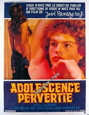 فيلم Adolescence pervertie 1974 اون لاين للكبار فقط