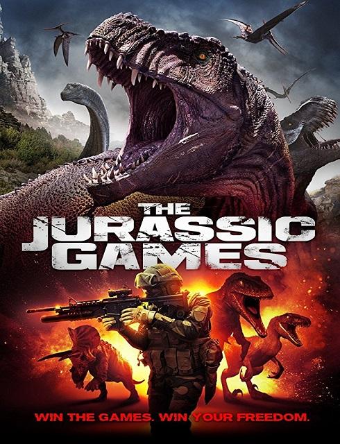 فيلم The Jurassic Games 2018 مترجم اون لاين