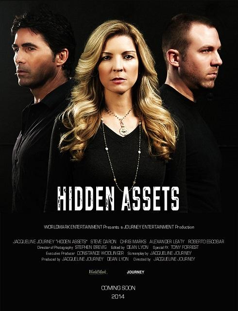 فيلم Hidden Assets 2015 مترجم اون لاين