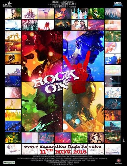 فيلم Rock On 2 2016 مترجم اون لاين