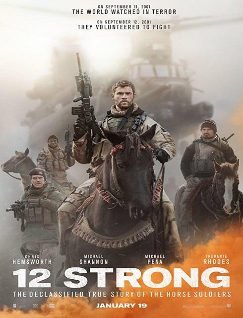فيلم 12 Strong 2018 HD مترجم اون لاين