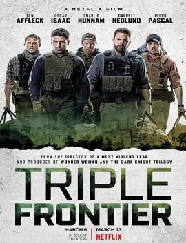فيلم Triple Frontier 2019 مترجم