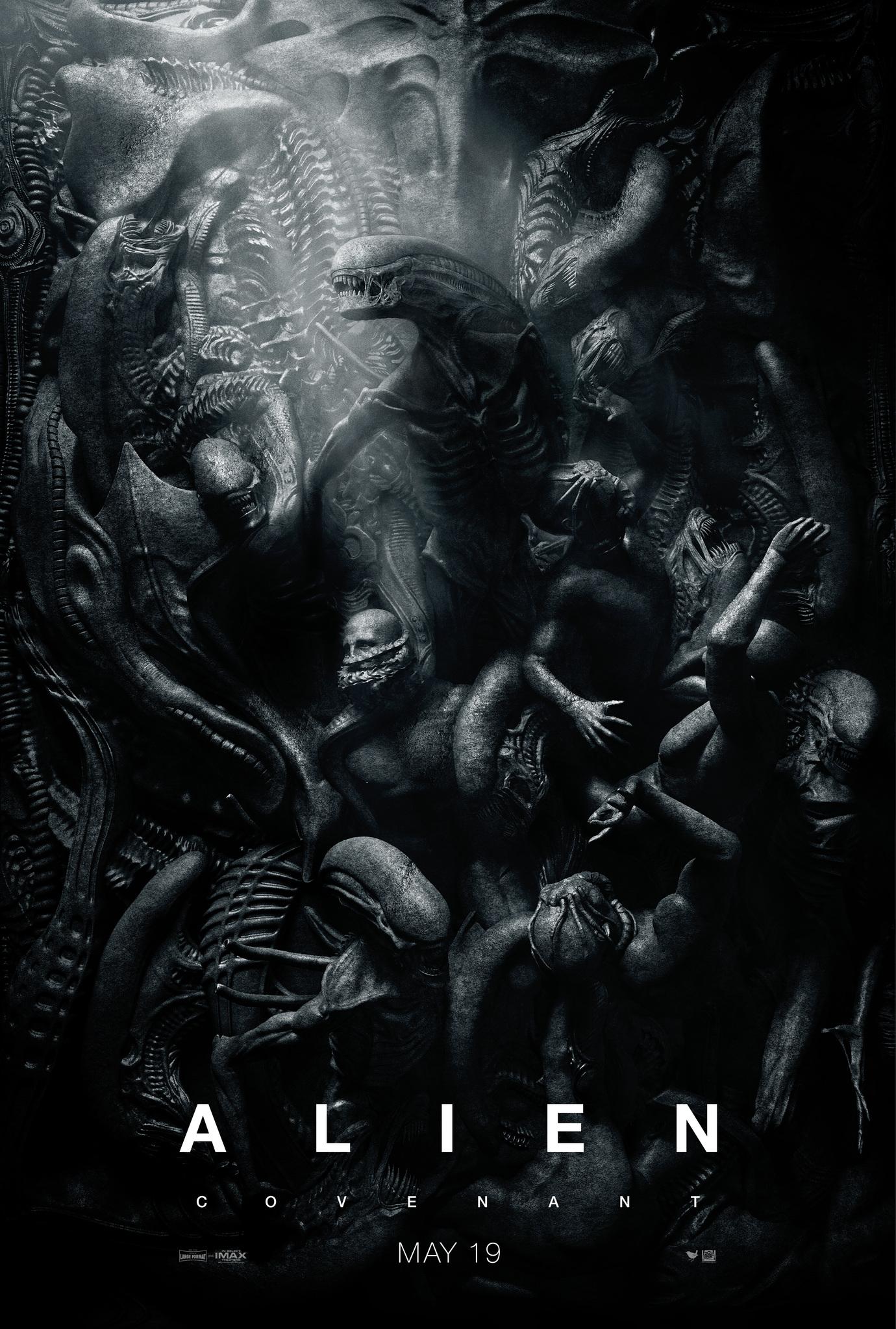 مشاهدة فيلم Alien Covenant 2017 مترجم اون لاين