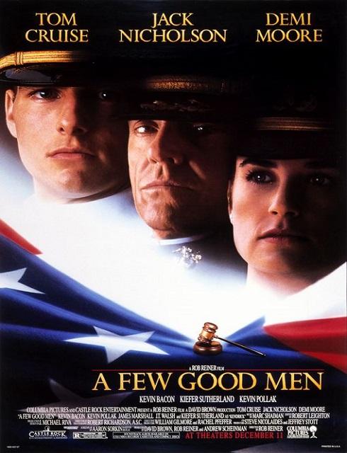 فيلم A Few Good Men 1992 مترجم اون لاين