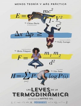 فيلم The Laws of Thermodynamics 2018 مترجم