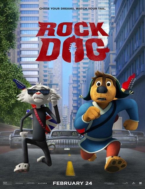 فيلم Rock Dog 2016 HD مترجم اون لاين