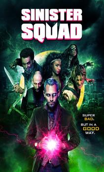 فيلم Sinister Squad 2016 مترجم اون لاين