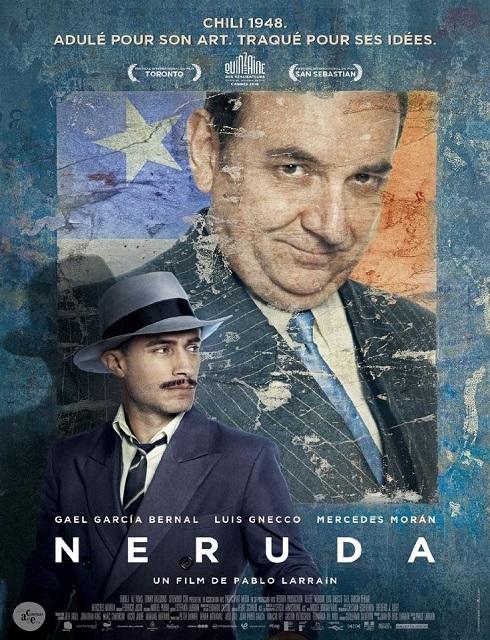 فيلم Neruda 2016 مترجم اون لاين