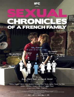 فيلم Sexual Chronicles of a French Family 2012 للكبار فقط