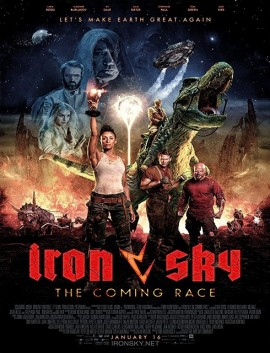 فيلم Iron Sky The Coming Race 2019 مترجم
