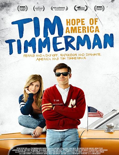 فيلم Tim Timmerman Hope of America 2017 مترجم اون لاين