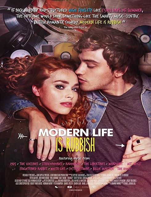 فيلم Modern Life Is Rubbish 2017 مترجم اون لاين