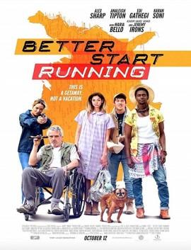 فيلم Better Start Running 2018 مترجم اون لاين