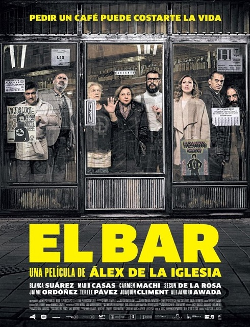 فيلم The Bar 2017 مترجم اون لاين