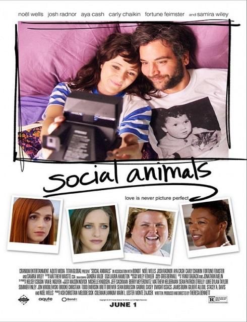 فيلم Social Animals 2018 مترجم اون لاين