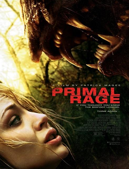 فيلم Primal Rage 2018 مترجم اون لاين