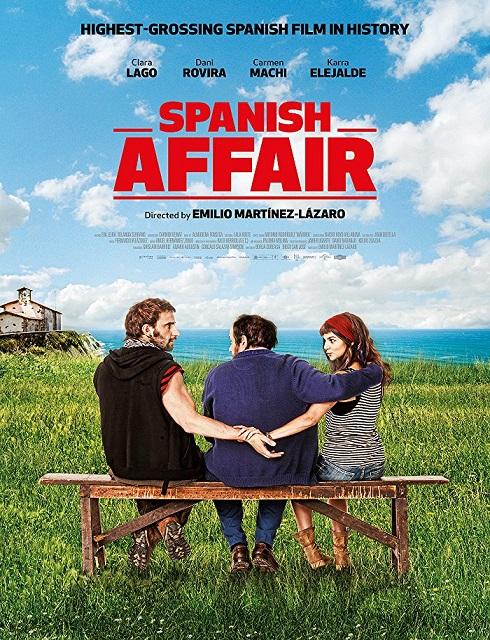 فيلم Spanish Affair 2014 مترجم اون لاين