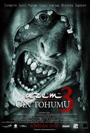 فيلم Azem 3 Cin Tohumu 2016 مترجم اون لاين