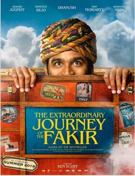 فيلم The Extraordinary Journey of the Fakir 2018 مترجم اون لاين