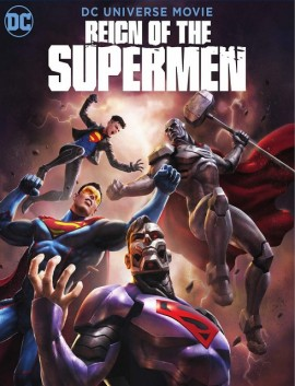 فيلم Reign of the Supermen 2019 مترجم