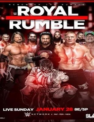 مشاهدة عرض WWE Royal Rumble 2018 مترجم