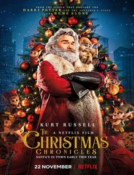 فيلم The Christmas Chronicles 2018 مترجم اون لاين