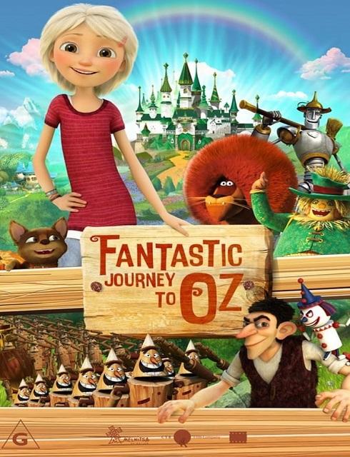 فيلم Fantastic Journey to Oz 2017 مترجم