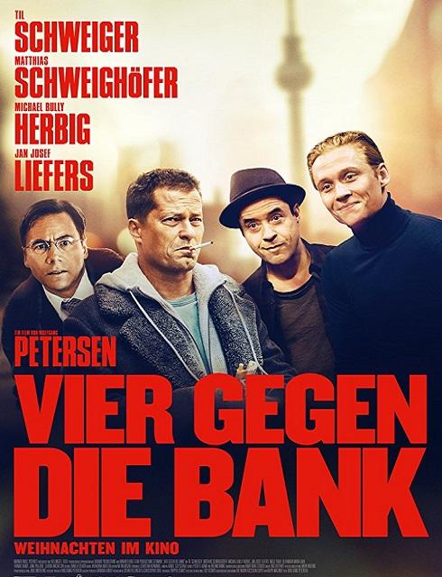 فيلم Four Against the Bank 2016 مترجم اون لاين