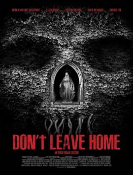 فيلم Dont Leave Home 2018 مترجم اون لاين