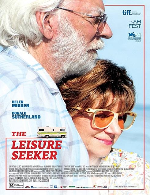 فيلم The Leisure Seeker 2017 مترجم اون لاين