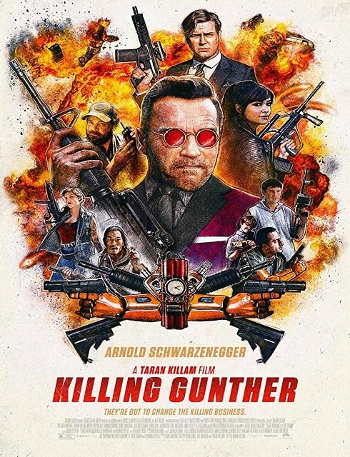 فيلم Killing Gunther 2017 مترجم DVD اون لاين