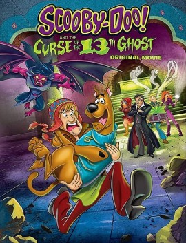 فيلم Scooby Doo and the Curse of the 13th Ghost 2019 مترجم