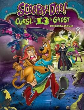 فيلم Scooby Doo and the Curse of the 13th Ghost 2019 مترجم