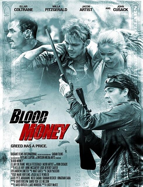 فلم Blood Money 2017 HD مترجم