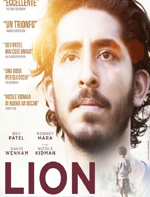 مشاهدة فيلم Lion 2016 HD مترجم اون لاين