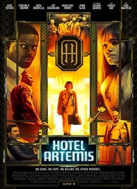 فيلم Hotel Artemis 2018 مترجم اون لاين