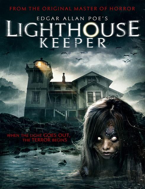 مشاهدة فيلم Edgar Allan Poes Lighthouse Keeper 2016 مترجم اون لاين