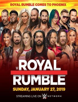 عرض رويال رامبل WWE Royal Rumble 2019 مترجم