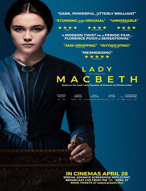 مشاهدة فيلم Lady Macbeth 2016 مترجم كامل اون لاين