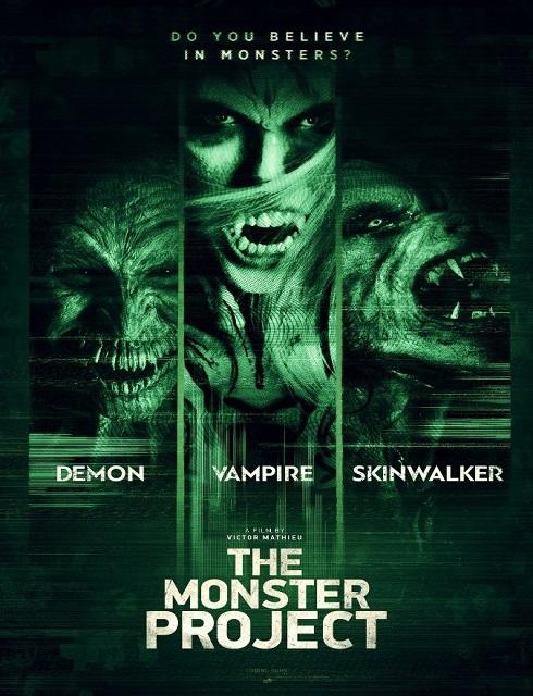 مشاهدة فيلم The Monster Project 2017 مترجم اون لاين