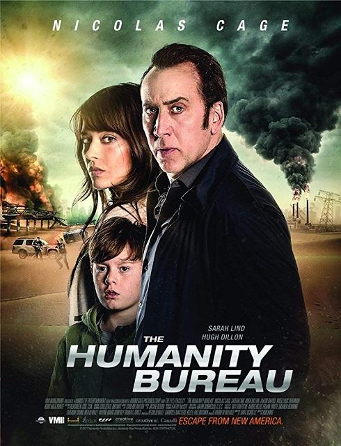 مشاهدة فيلم The Humanity Bureau 2017 مترجم اون لاين