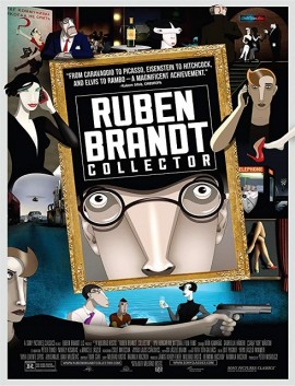 فيلم Ruben Brandt Collector 2019 مترجم