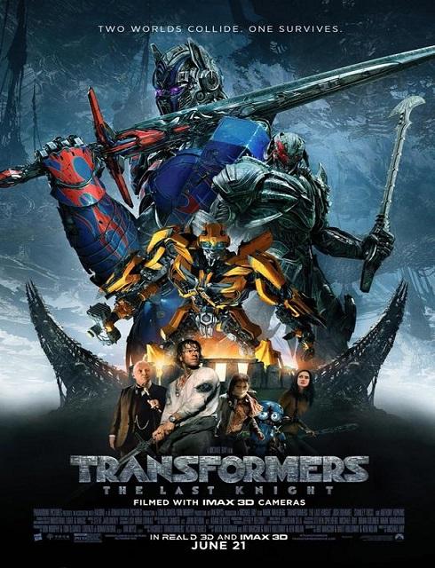 فيلم Transformers The Last Knight 2017 مترجم