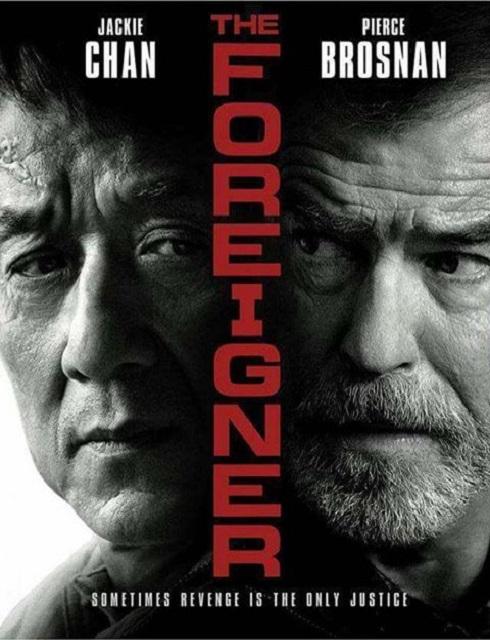 فلم The Foreigner 2017 مترجم اون لاين