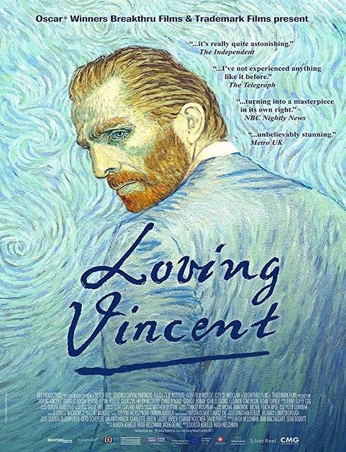 فلم Loving Vincent 2017 مترجم اون لاين