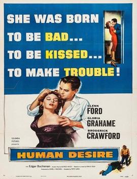 فيلم Human Desire 1954 مترجم