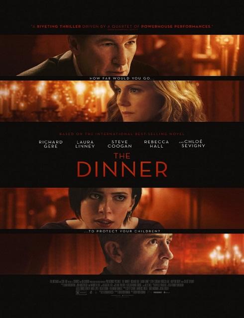 فيلم The Dinner 2017 HD مترجم اون لاين