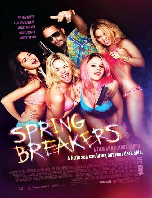 فيلم Spring Breakers 2012 مترجم اون لاين
