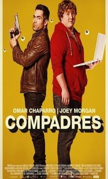 مشاهدة فيلم Compadres 2016 HD مترجم